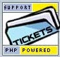 php support tickets